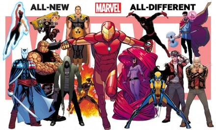 Review: All New All Different Marvel Launch