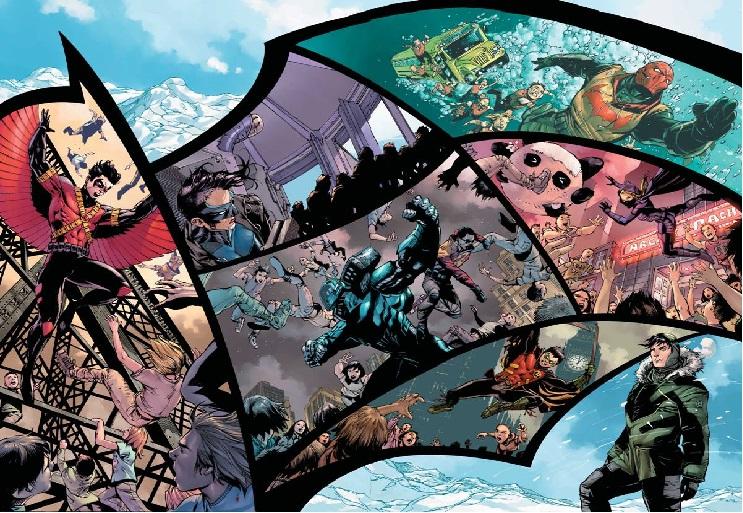 Reviews: Batman and Robin Eternal / Telos
