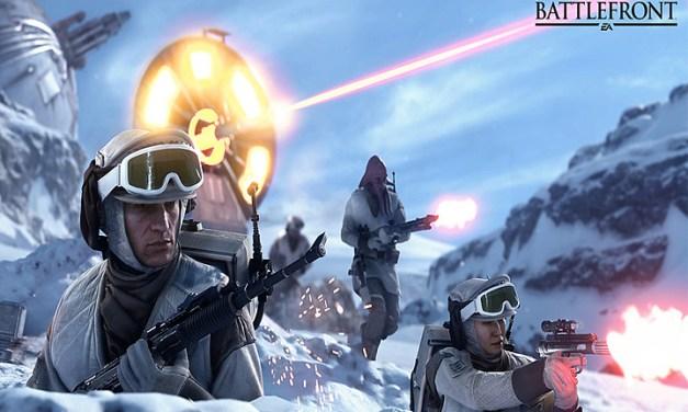 Star Wars Battlefront Beta Impressions!