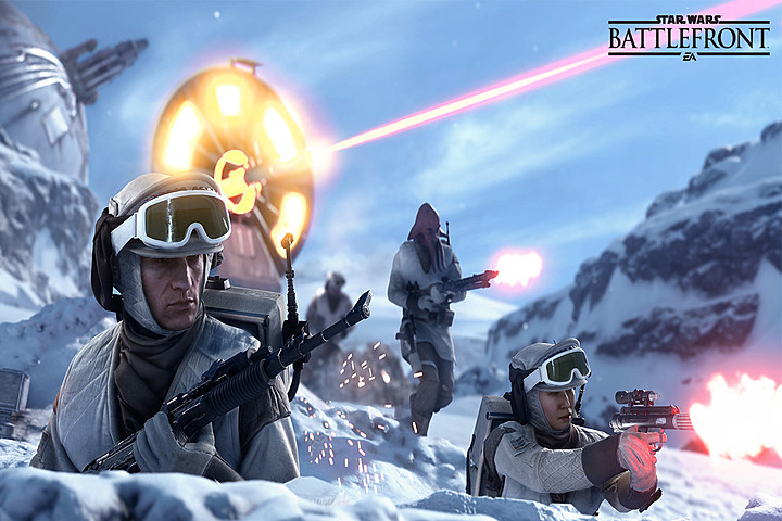 Star Wars Battlefront Beta Impressions!