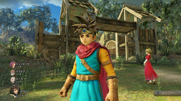 Latest Dragon Quest RPG coming to the PC!