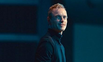 Review: Steve Jobs; Michael Fassbender is a boss!