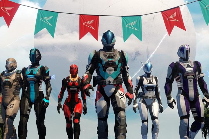 Destiny; Sparrow Racing League Coming Tomorrow!