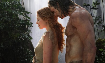 First Look: The Legend of Tarzan