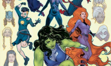 Review: A-Force issue one