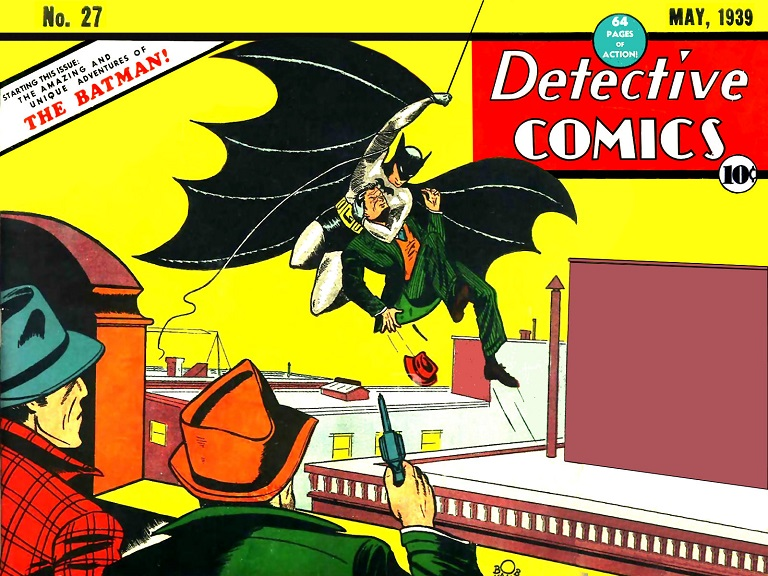 Review: Detective Comics No. 27