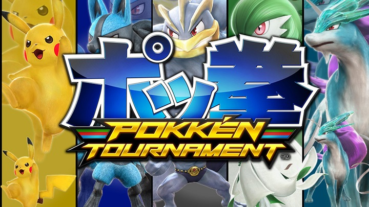 Pokken Tournament Release Set for March 18th