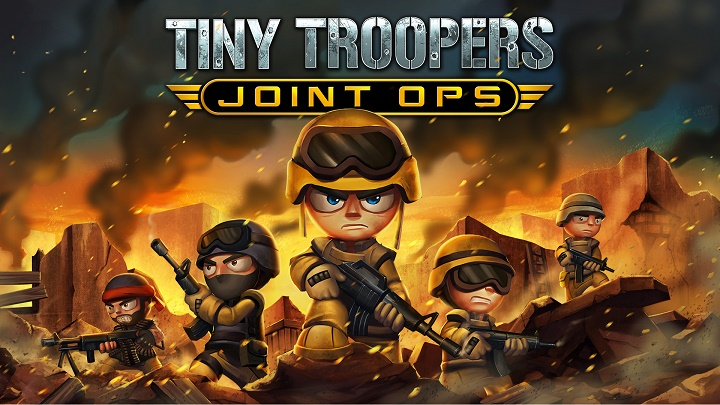 Tiny Troopers Joint Ops to invade Xbox One on February 26th!