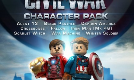 New look at Marvel's Captain America: Civil War in NEW LEGO Marvel's Avengers Trailer!