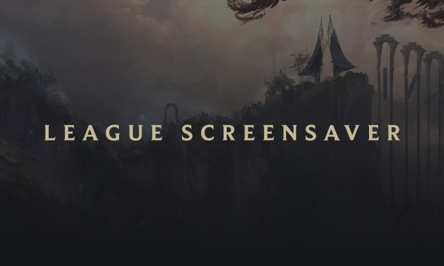 League of Legends Screensaver