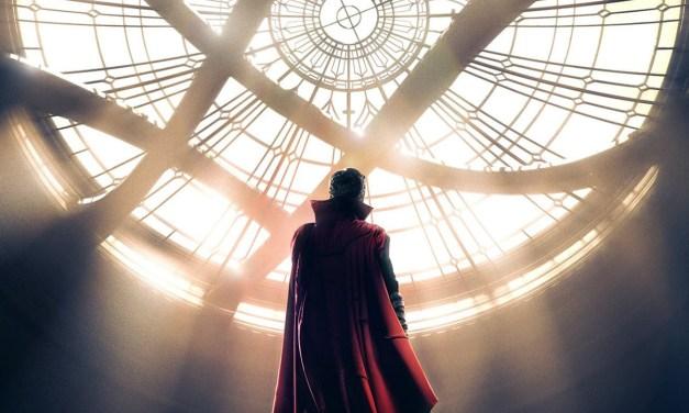 First Doctor Strange Trailer Revealed