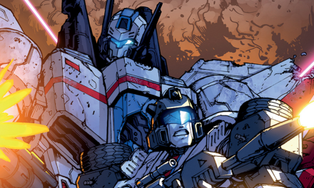 Review: Transformers Volume 8