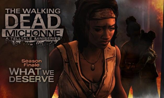 The Walking Dead: Michonne – A Telltale Miniseries' Release Date Revealed