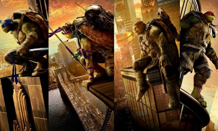 Teenage Mutant Ninja Turtles out of the shadows in new trailer