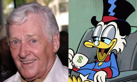 DuckTales star passes, acting legend Alan Young