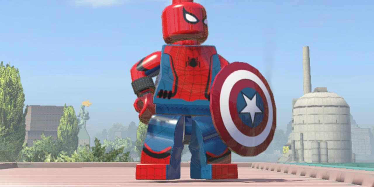 Spider-Man Character Pack Coming to LEGO Marvel's Avengers