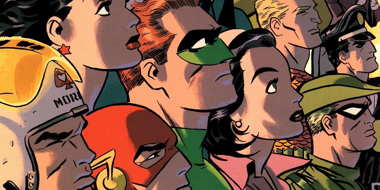 Comic book legend Darwyn Cooke has passed away.