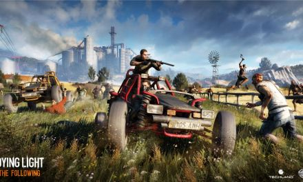 "All-Terrain Buggy Comes to Dying Light Dev Tools | New ""Buggy Madness"" Contest"
