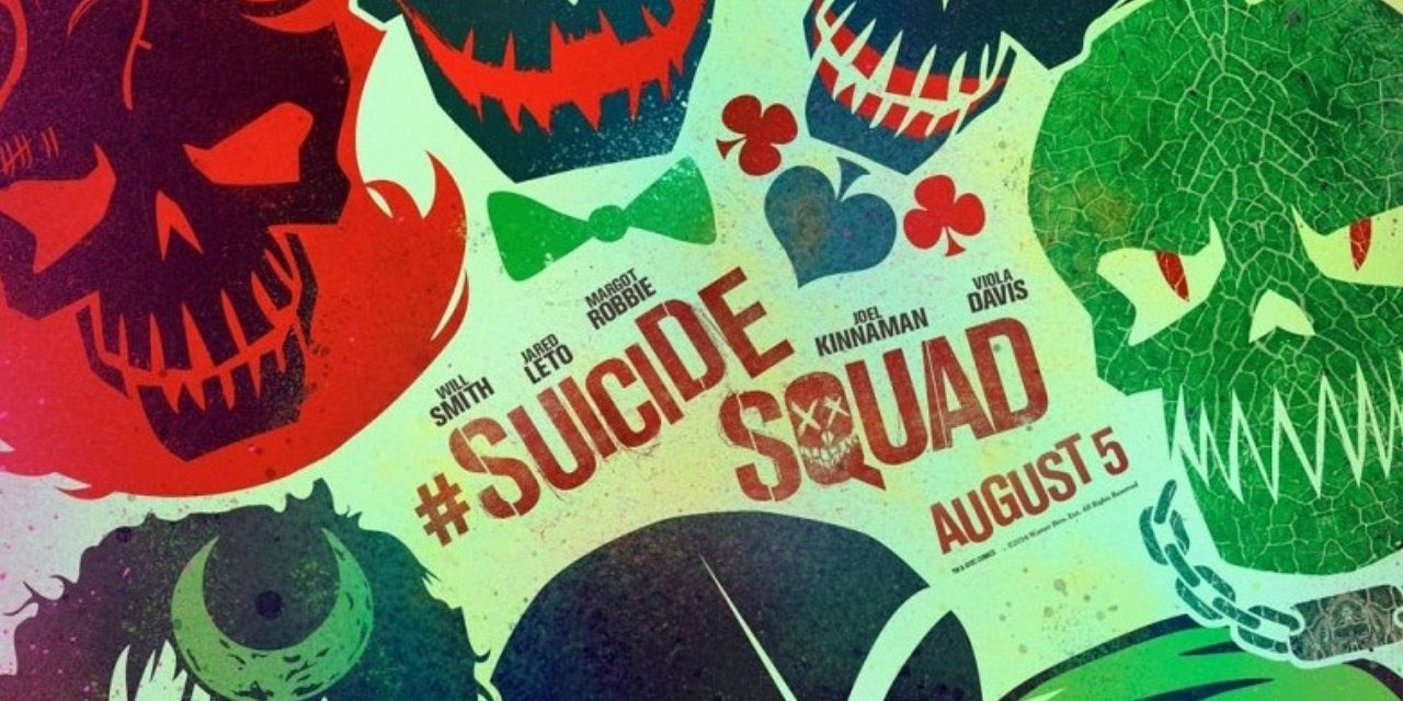 """""""Suicide Squad: The Album"""" unites rogues gallery of singer/songwriters"""