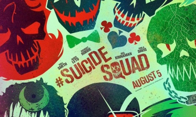 """Suicide Squad: The Album"" unites rogues gallery of singer/songwriters"