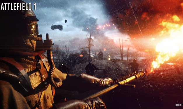 In Battlefield 1, No Battle Is Ever the Same