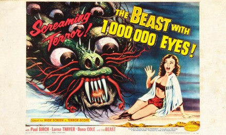 Retro Review: The Beast with a Million Eyes (1955)