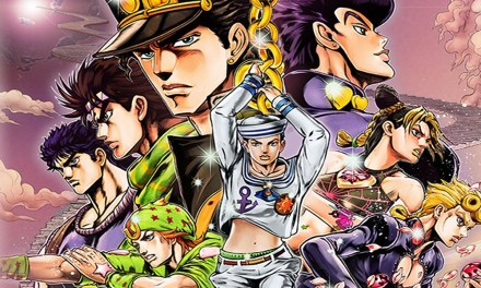 Jolyne Cujoh & Johnny Joestar enter JOJO'S BIZARRE ADVENTURE: EYES OF HEAVEN