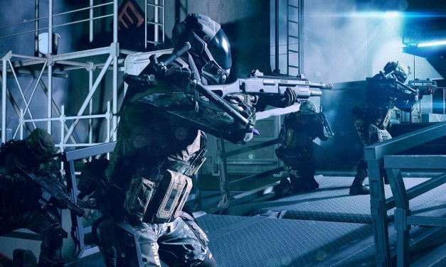 There are Cyborgs in the Pyramid – Go Get 'Em in New Warface Special Operation, Anubis