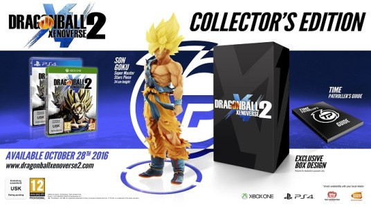 A treat for people who preorder DBX another game at Gamescom 2016