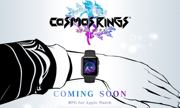 COSMOS RINGS available now for the Apple Watch