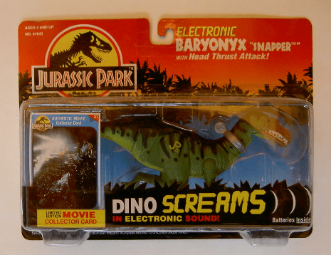 Dino Screams Baryonyx Toy