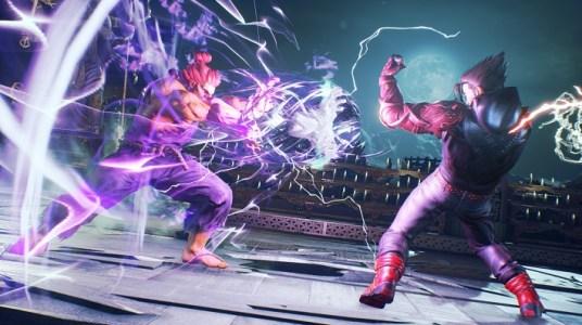 Gamescom 2016 treat Tekken 7