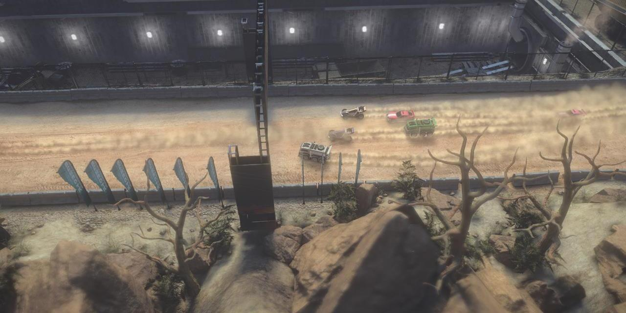 New Features Unleashed in Mantis Burn Racing, EGX Attendance Announced