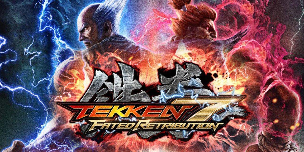 Tekken 7 -Bob & Master Raven make their grand entry at EVO 2016