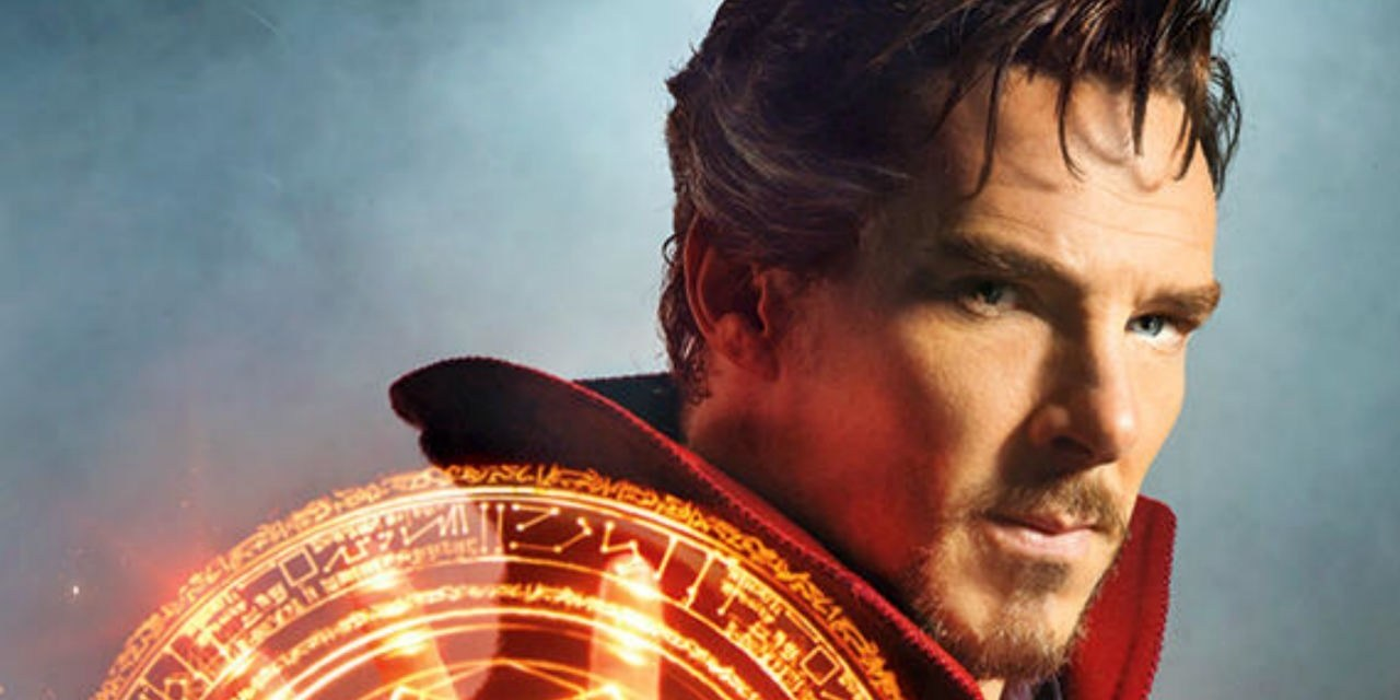 News – Doctor Strange unveiled at Comic-Con