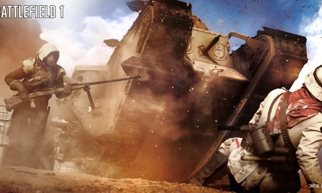 Battlefield One Open Beta Begins Today!