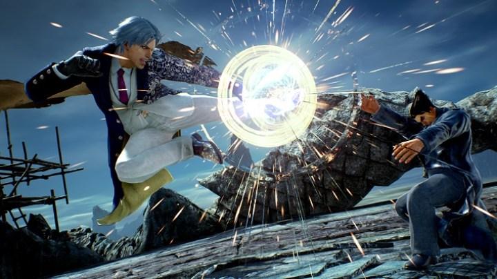 Brother V Brother Tekken 7