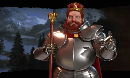 Frederick Barbarossa leads Germany in Civilization VI
