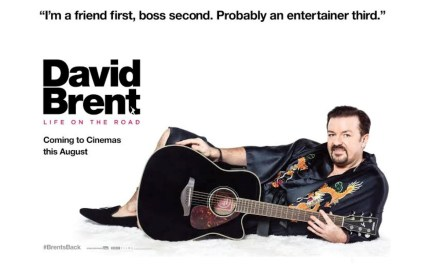 Win exclusive merchandise with David Brent: Life On The Road!