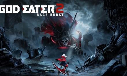 Defy All Gods with God Eater 2 Rage Burst!
