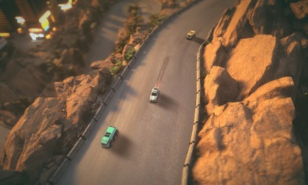 Latest Steam update adds further depth to Mantis Burn Racing