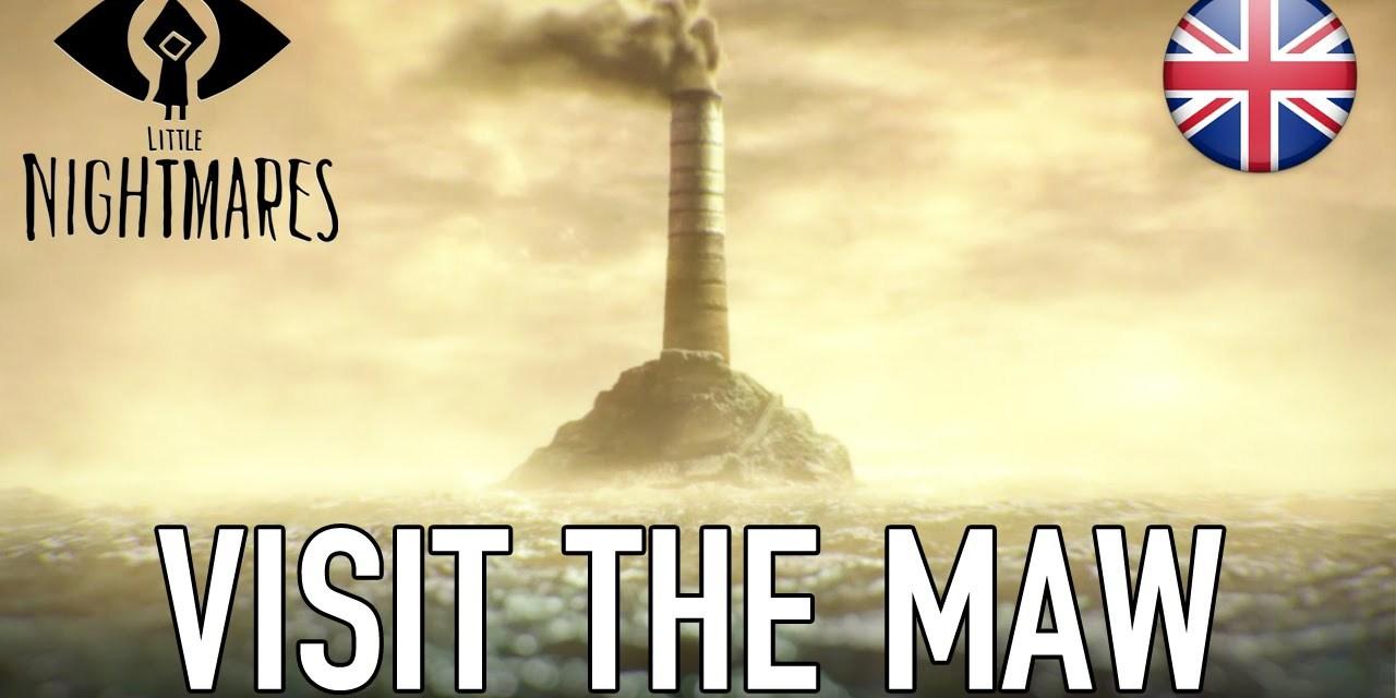Bandai Namco Entertainment Europe & Tarsier Studios announce Little Nightmares!