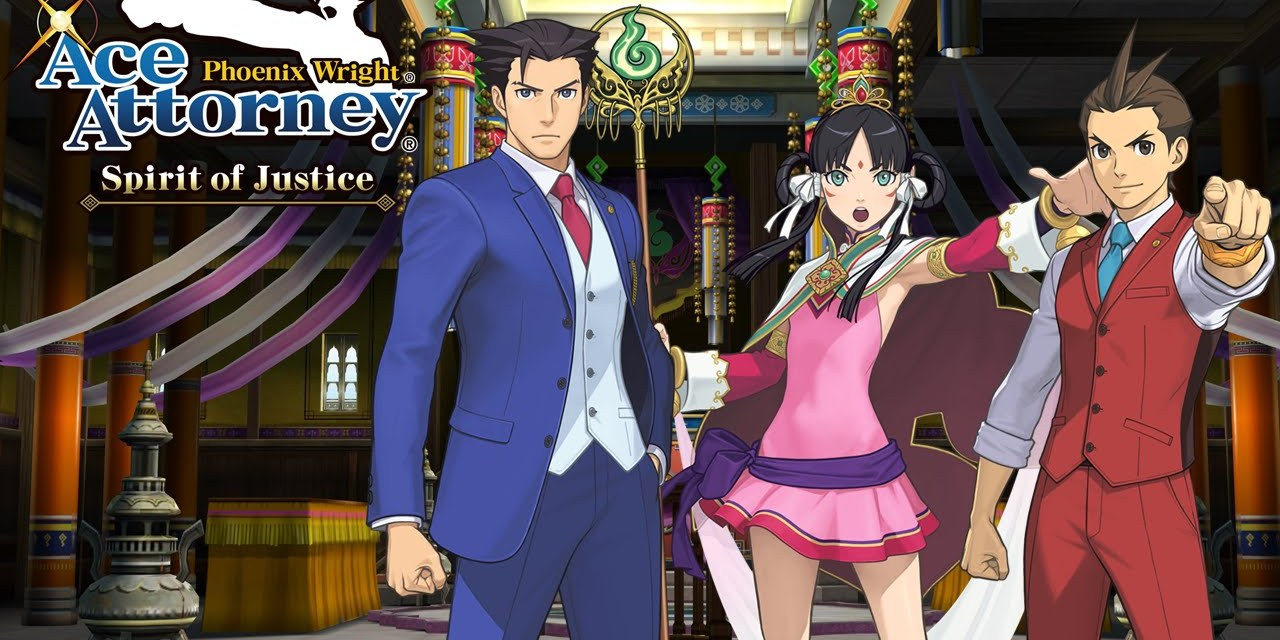 Ace Attorney gets an Official Release Date
