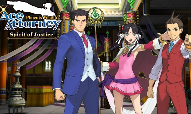Ace Attorney: Spirit of Justice Available Now