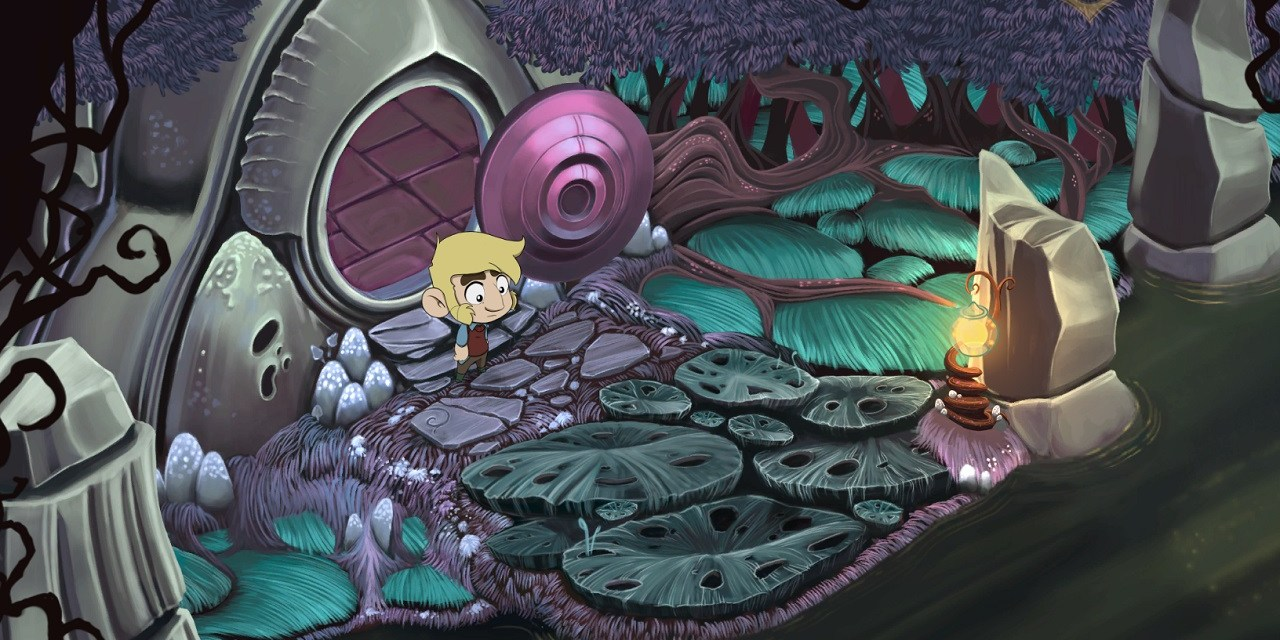 Stunning hand-animated adventure The Little Acre heading to PC & consoles later this year