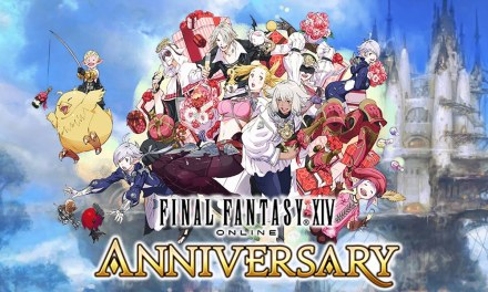 Final Fantasy XIV Celebrates its third year in style!