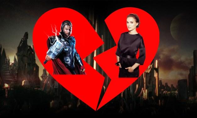 Natalie Portman Splits From Thor!