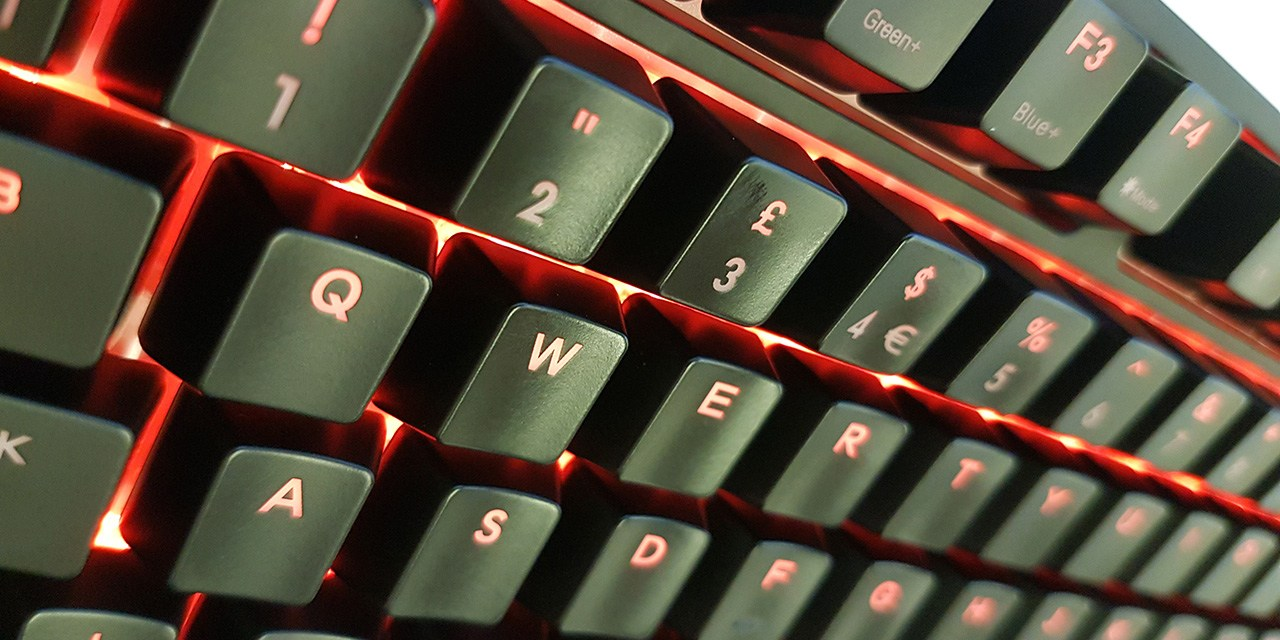 Review: Cooler Master – MasterKeys Pro L