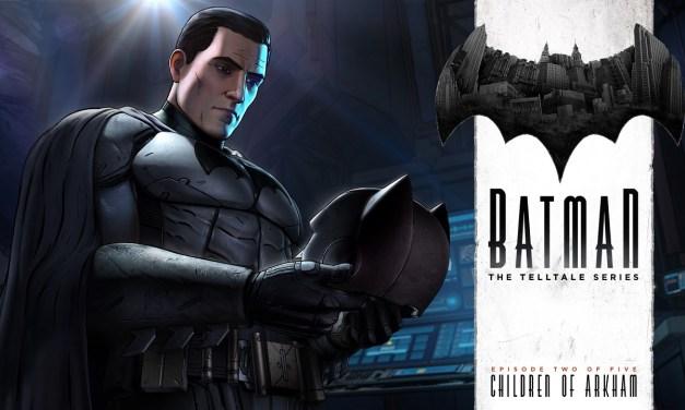 Batman – The Telltale Series EP 2 Release Date
