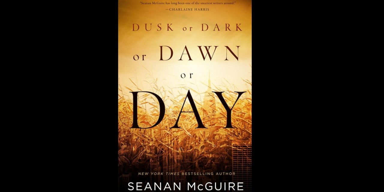 Book Review: Dusk or Dark or Dawn or Day